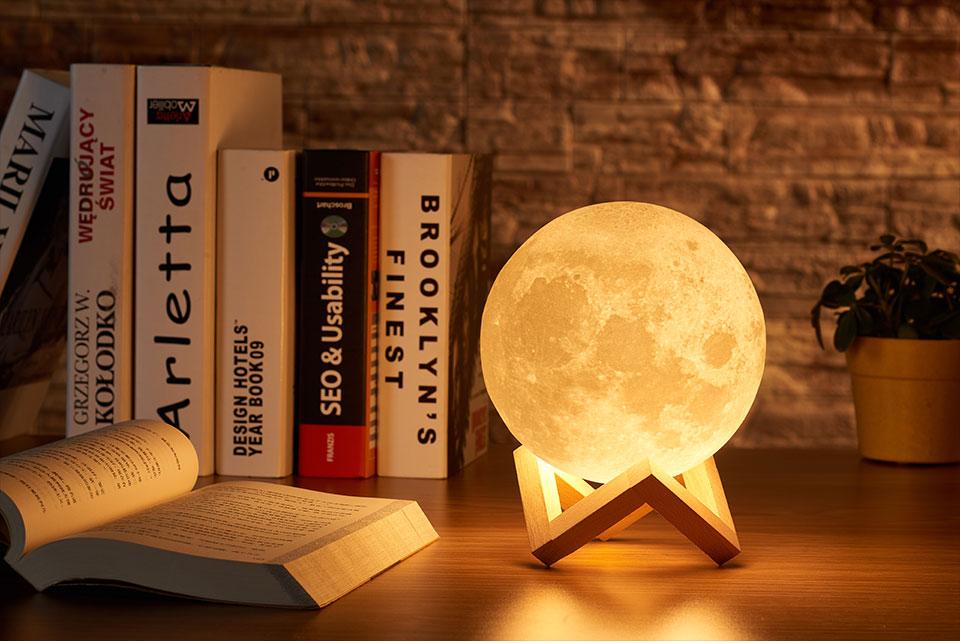 moon led light
