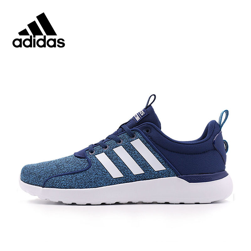 Official New Arrival 2017 Adidas Adidas NEO Label LITE RACER Men's Skateboarding Shoes Sneakers official new arrival adidas neo label baseline men s leather low top skateboarding shoes sneakers classic shoes