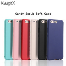 Kuuga X Matte Candy Silicone Case For Honor 7X 6A 9 8 6X Soft TPU Cover For Huawei P10 P9 P8 Lite 2017 Nova 2s 2 Plus Phone Bag(China)
