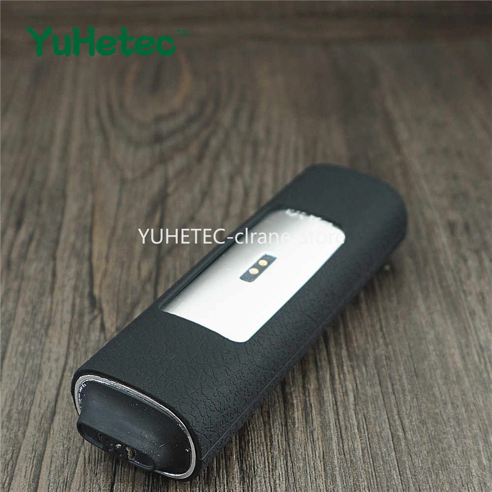1PCS YUHETEC Texture Case for Pax 2 or Pax 3 Protective Silicone Rubber  Sleeve Cover Shield Wrap