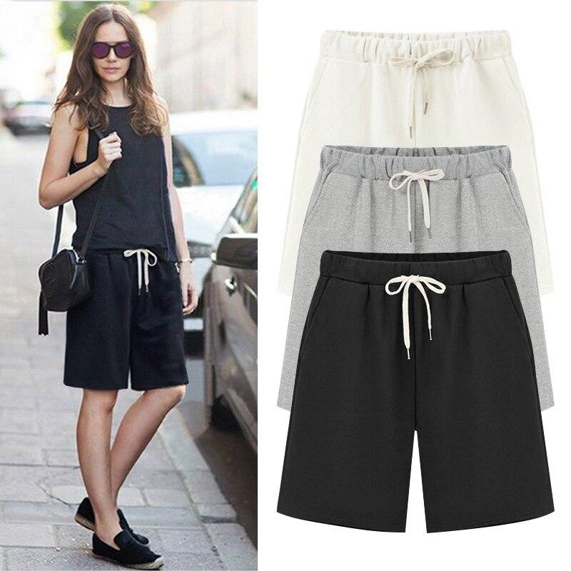 Big 2018 Hot Womens Colored Wide Leg Pant Short Plus Size High Waist Harem Palazzo Pants Trousers Pantalon Femmes Calca Feminina