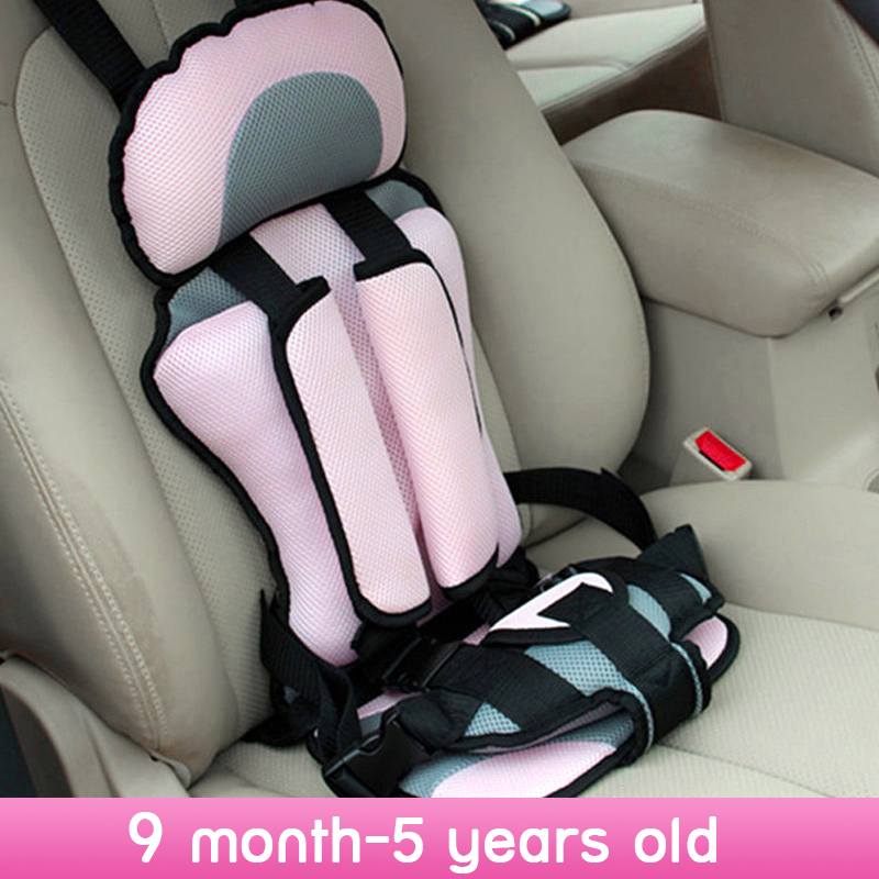 potable baby car seat safety seat for children in the car 9 months 5 years old 9 25kg free. Black Bedroom Furniture Sets. Home Design Ideas