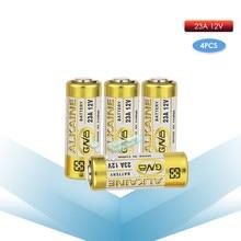 Kpay 1 шт./лот маленький Батарея 23A 12 V 21/23 A23 E23A MN21 MS21 V23GA L1028 сухая щелочная батарея