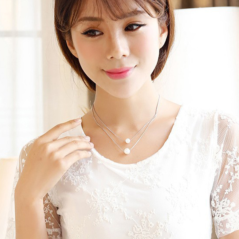 pearl chokers necklaces for women (8)