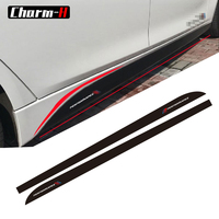 5D Carbon Fibre Vinyl 2017 New Logo M Performance Sticker For BMW 3 5 Series F30