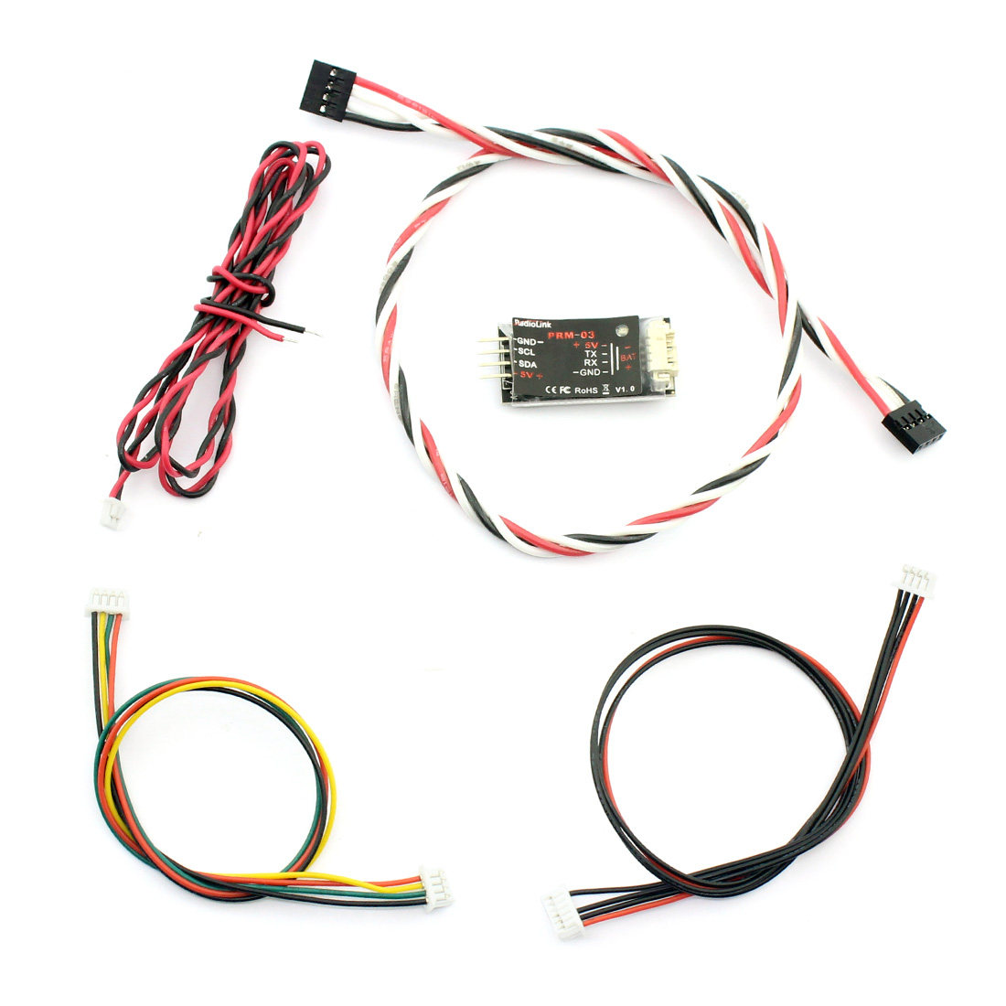 Online Shop Tarot Tl300l2 Mini Osd Image Overlay Gps System For Phantom Camera Wiring Diagram On Schematic Circuit Of A Drone Radiolink Prm 03 Telemetry Module At9s At10 Rc Suit Pix Apm R9d