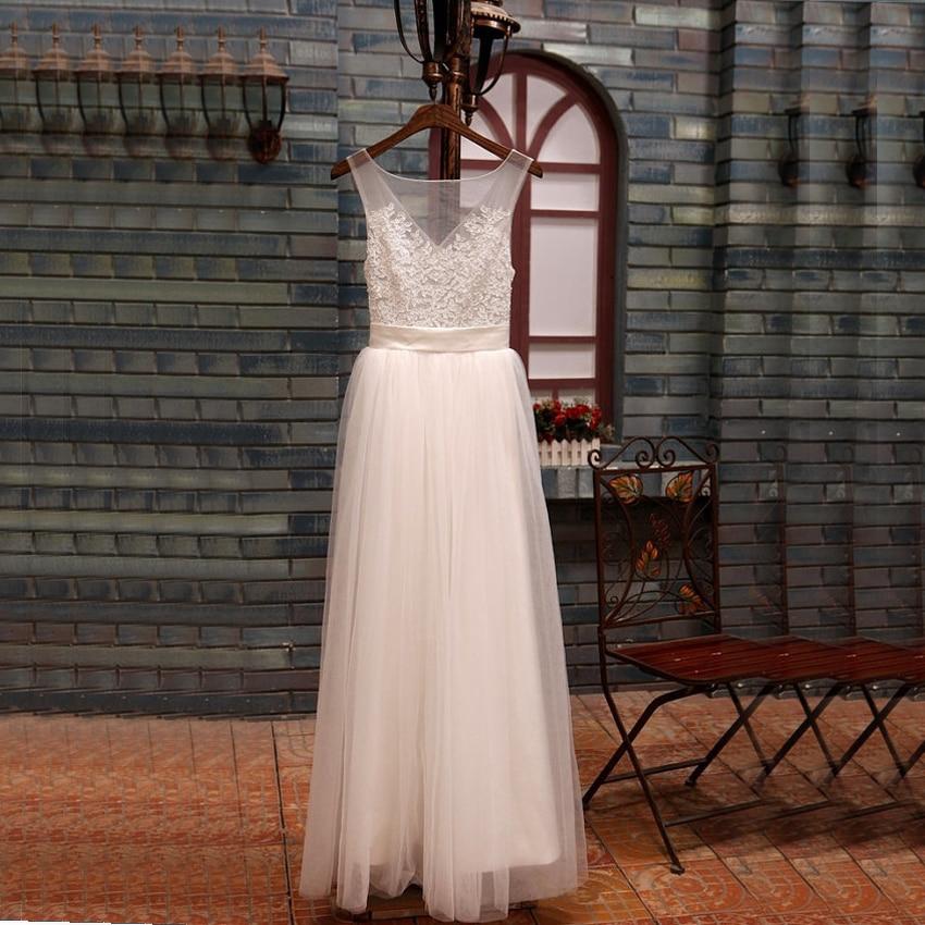 Vnaix W2023 Hot Sale Latest Design Elegant V Neck Off The Shoulder Tulle A Line Lace Wedding Dresses 2015