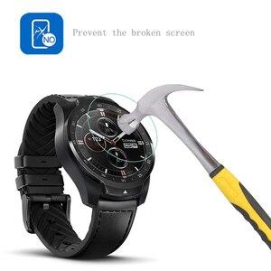 Image 3 - 삼성 갤럭시 시계 42mm 46mm 화면 보호기 필름 커버에 대한 강화 유리 삼성 갤럭시 시계 46mm 팔찌 스마트 시계