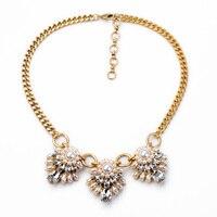 Dress Accessories Fashion Design Resin Zinc Alloy Best Seller 18k Shiny Gold Rhinestone Pearl Flashing Pendant