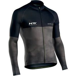 Northwave Shirts Clothing Cycling Jersey 2018 Maillot Autumn Long Sleeve  MTB Bike ea9631cea