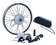 Two years warranty 48v 1000w kit electric bicycle