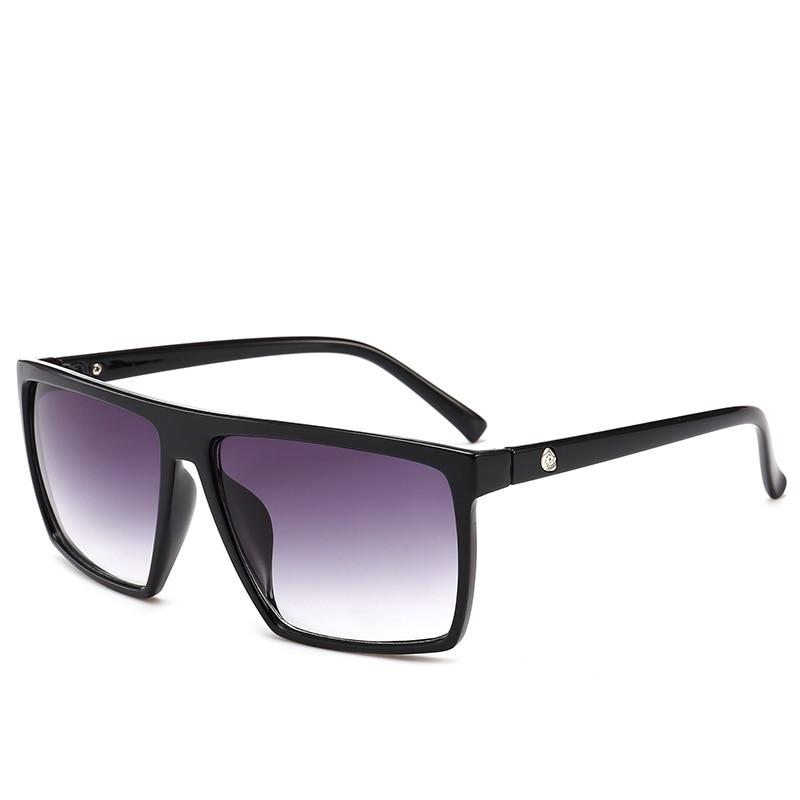 2018 Newest Square Classic Sunglasses Men Brand Hot Selling Sun Glasses Vintage Oculos UV400 Oculos De So