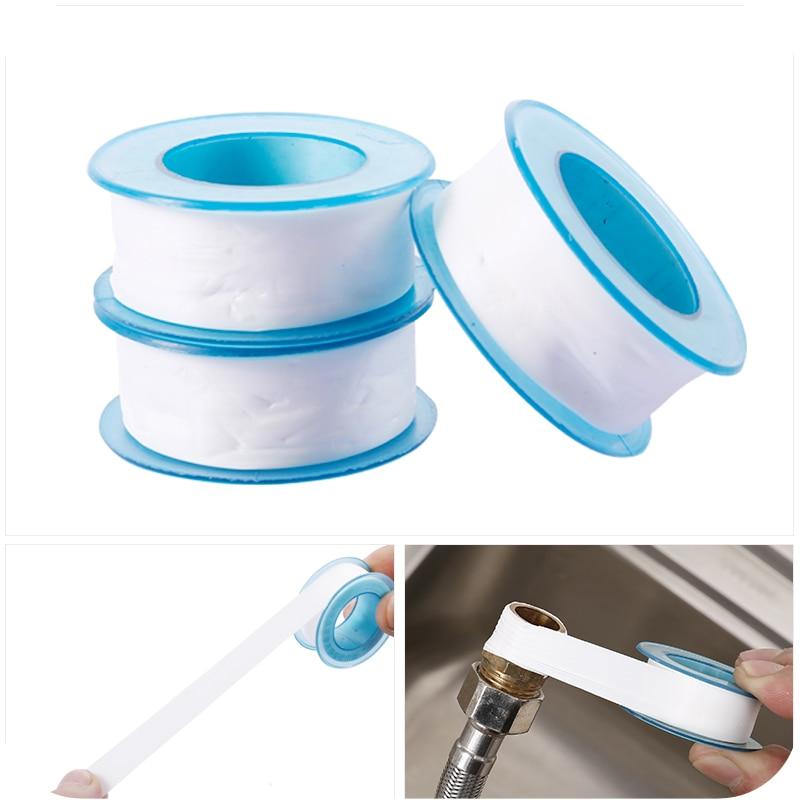 4 rouleaux! 9 M blanc tuyau ruban joint cuisine égout étanchéité bande moisissure déodorant bande brute pour robinet accessoires réparation outil