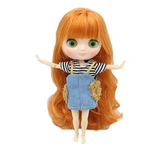 Image 5 - Oferta especial blyth médio boneca moda 20cm comum & corpo normal adequado para diy frete grátis presente brinquedo