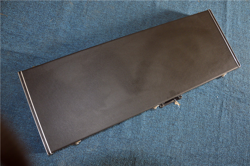 Hardcase for guitar etc. black and brown is available Not sold separately