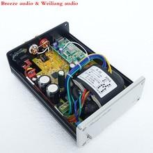 Brise audio & Weiliang audio Nouveau SU1 AK4495 et XMOS U8 & MUSES8820 & ADUM Haute Vitesse Numérique isolement Asynchrone USB DAC décodeur