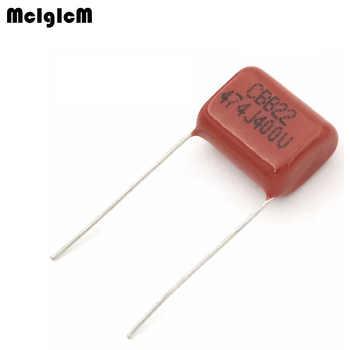 MCIGICM 1000 pcs  474 470nF 400V CBB Polypropylene film capacitor pitch 15mm 474 470nF 400V - DISCOUNT ITEM  0% OFF All Category