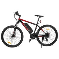 Ancheer 26 Inch 250W 21 Speed Electric Mountain Bike With Lithium Ion Battery Electric Bicycle E