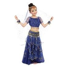 612b79ac21fe0 Nouveau Style enfants danse du ventre Costume danse orientale Costumes danse  du ventre danseur vêtements indien
