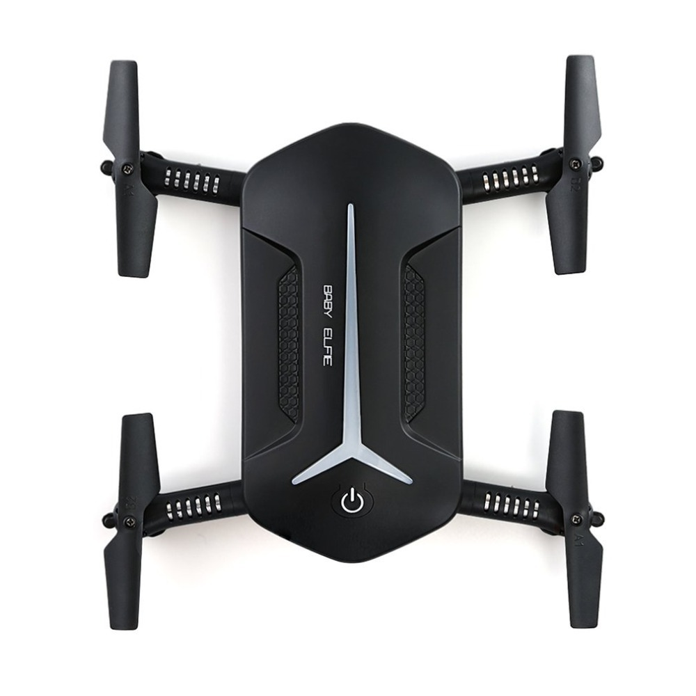 JJR/C H37 RC Drone Mini BABY ELFIE Helicopter 2.4GHz 4CH 6-Axis Gyro 3D Flip Wi-Fi FPV Foldable RC Quadcopter With 720P CameraJJR/C H37 RC Drone Mini BABY ELFIE Helicopter 2.4GHz 4CH 6-Axis Gyro 3D Flip Wi-Fi FPV Foldable RC Quadcopter With 720P Camera