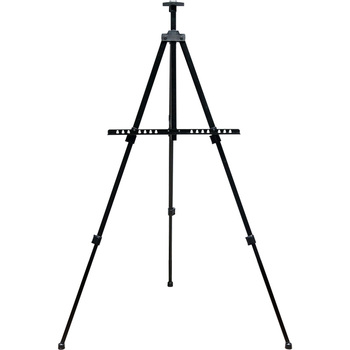 Iron Easels Collapsible Light Weight Adjustable Easel for Painting Drawing Artistic Folding Easel 155cm Metal Sketch Easel