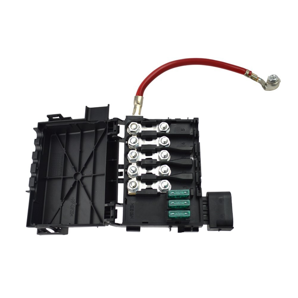 1Pcs Fuse Box (3-Pin)