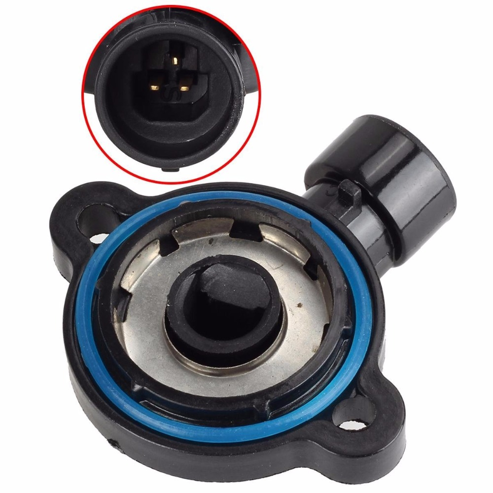 Throttle Position Sensor With Pigtail Wire Fit GM Isuzu Pontiac 17106809 NEW