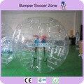 Envío Libre 0.8mm 100% TPU 1.5 m Inflable Pelota de Fútbol Burbuja, Bola Burbuja Parachoques, Bola Del Zorb Del Cuerpo, la Bola de aire, Burbuja de Fútbol