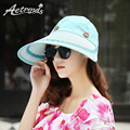 [AETRENDS] 2017 UV Protection Visors Sun Hats for Women Beach Hat Z-2719