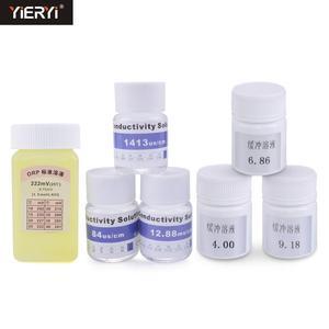 Solução potencial redox do amortecedor da calibração da pena do ce orp do ph da pena do teste da água de yieryi solução padrão fluido da calibração