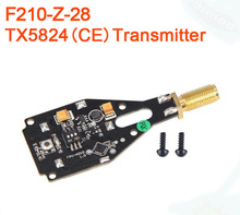 Walkera F210 RC Helicopter Quadcopter spare parts F210-Z-28 TX5824(CE) Transmitter