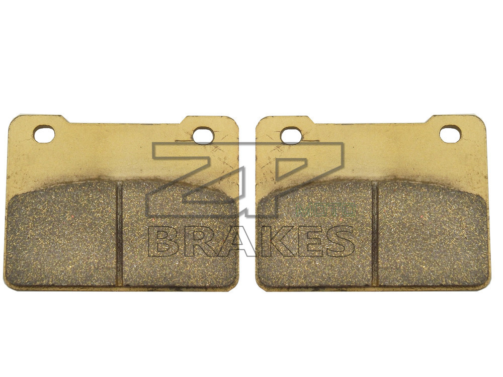 Motorcycle Organic Brake Pads For Fits SYM 400 i Maxsym 2011-2013 Front High Quality Free shipping