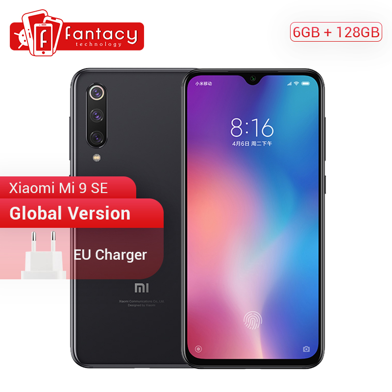 <font><b>Global</b></font> Version <font><b>Xiaomi</b></font> Mi 9 SE Snapdragon 712 Octa Core 6GB <font><b>128GB</b></font> 5.97