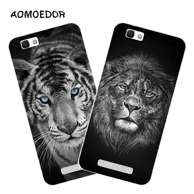 ZTE blade a610 Case,Silicon bandersnatch Painting Soft TPU IMD Back Cover for zte blade a610 Transparent Phone Bags