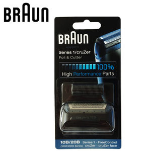 Image 3 - Braun Electric Shaver Replacement Blabe 10B/20B (1000/2000 Series) Foil & Cutter Head 1 Series MG5010 5030 5090 CruZer Series