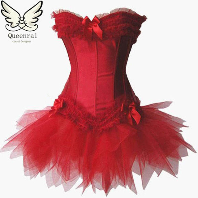 gothic clothing steampunk corset waist trainer corsets red black corsets and bustiers steampunk clothing sexy lingerie