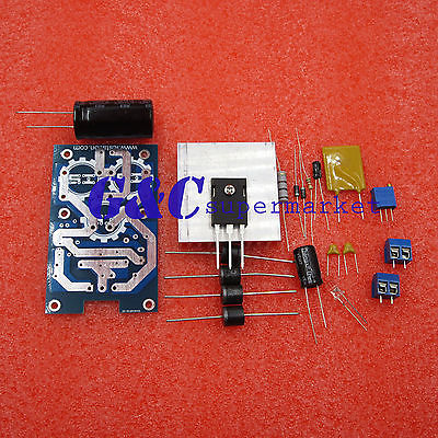 LT1083 Adjustable Regulated Power Supply Module Parts and Cos