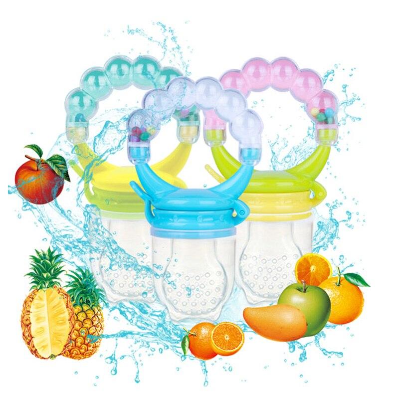 1 шт. свежий Ниблер для кормления ребенка соска для кормления дети фрукты Фидер соски Кормление безопасные детские принадлежности сосок соска бутылки