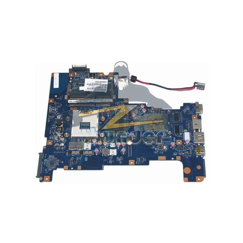 K000103780 NALAA LA-6042P for toshiba satellite L670 L675 laptop motherboard HM55 HD5470 DDR3 mb psm06 001 mbpsm06001 for acer aspire 4745 4745g laptop motherboard hm55 ddr3 ati hd5470 512mb discrete graphics mainboard