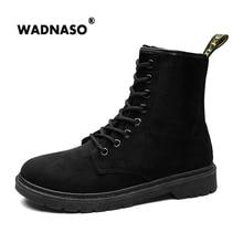 Новинка 2017 женские непромокаемые сапоги из флока водонепроницаемая обувь женские водонепроницаемые черные резиновые на шнуровке ботинки Martin шитья твердый обувь на плоской подошве