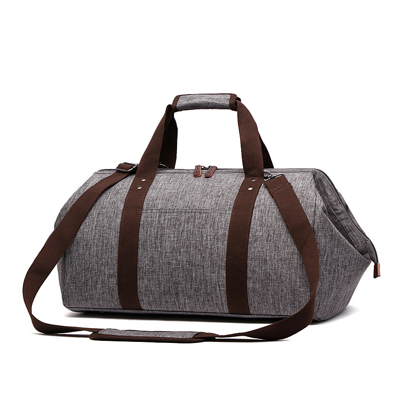 Waterproof Large Travel Bag Shoulder Portable Big Duffle Bags Travel Organizer Weekend Bag Packing Cubes Overnight Bags Men Tote