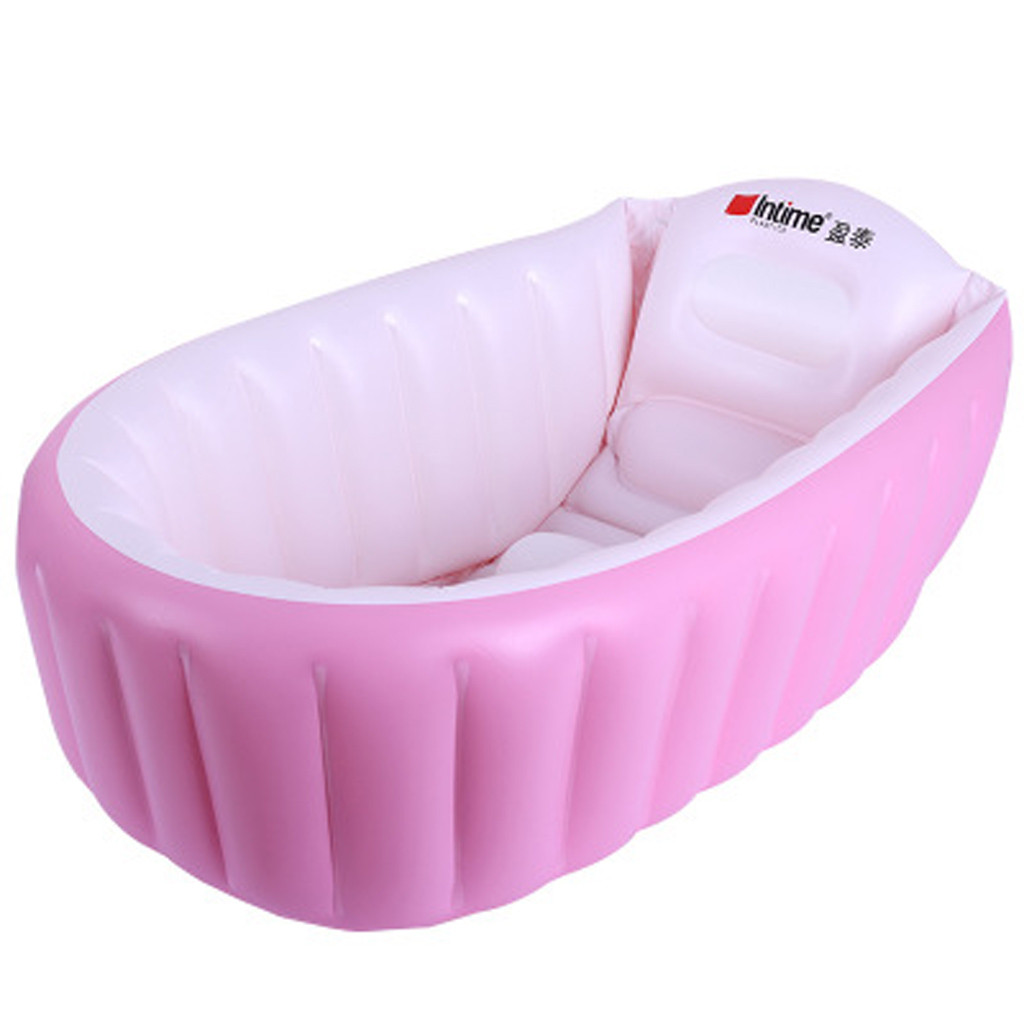 Newborn Children's Pool Baby Inflatable Pool Bathtub Anti-slippery Swimming Pool Foldable Baby Pool Float