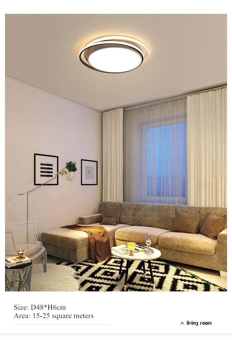 modern led chandelier ceiling lamp 12