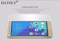 2PCS Tempered Glass For Huawei P9 Ultra-thin Screen Protector for Huawei P9 HD Toughened Film Huawei Ascend P9 Glass HATOLY