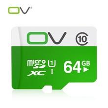 2016 OV 64gb micro sd card class 10 SDXC  64GB Memory Card TF Card Micro SD Card  Pass H2testw