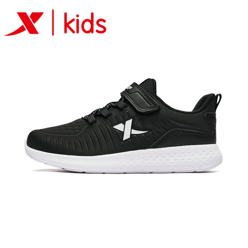 Xtep 2019 Summer Boy's Shoes Children's Shoes Boys Running Shoes Velcro Sports Shoes Kid Sneaker 682315119059