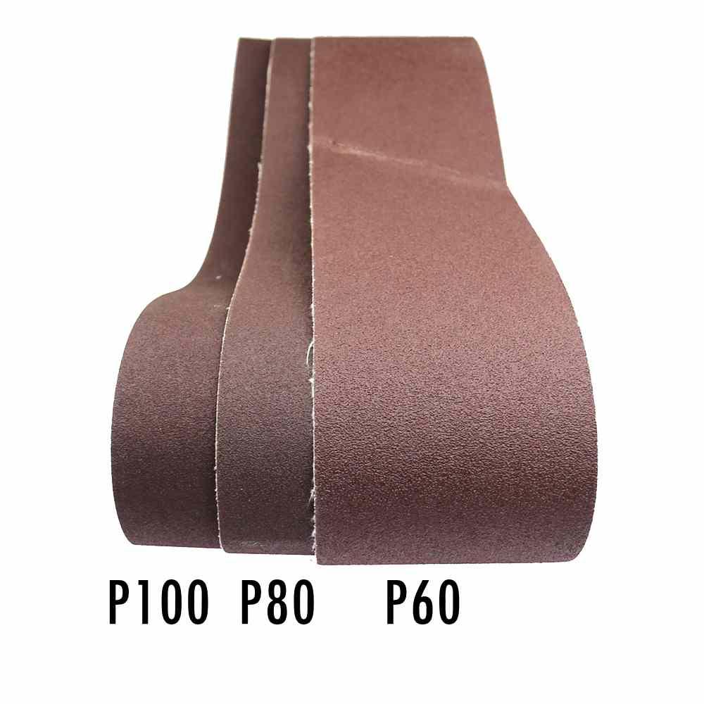 915*100mm A/O Sanding Belt P60-P800 For Coarse Grinding Fine Polishing  4