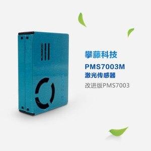 Image 2 - Plantower PMS7003M PM2.5 dust laser sensor G7M precision detection G7 PM2.5 update improved version