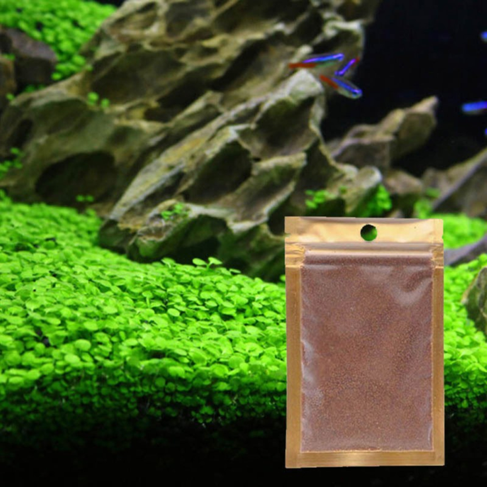 Aquarium Plant Seed Glossostigma Hemianthus Callitrichoides Easy Growing Water Plants Grass Fish Tank Landscape Ornament Decor