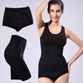 3pcs/lot Women seamless infrared bodysuits Slimming tummy trimmer Underwear healthy body shapewear butt lift waist trainer